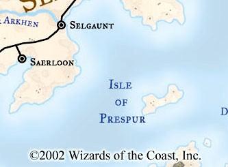 Portals in Ruins - The Isle of Prespur Portal
