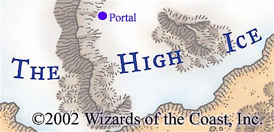 Portals of the Frozen Wastes: The High Ice