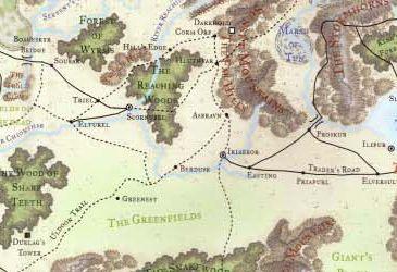 The Western Heartlands